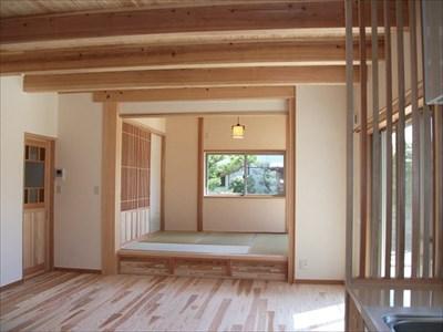 「ぬくもり」あふれる木の家のリフォーム